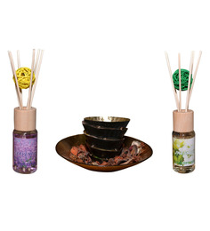 Air Show Lavender & Jasmine 30 ML Diffuser Set