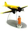 Aircraft Tintin # 20 Air France Plane