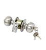 Ajanta Brass 304 Grade Steel Tubular Door Locks