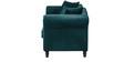 Alexo Three Seater Sofa in Blue Colour by Madesos