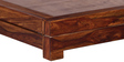 Algona King Size Bed in Provincial Teak Finish by Woodsworth