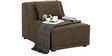 Alia Modular Sofa Sectional(2 Corner + 1 + 1 Seater)in Dark Camel Color by Furny