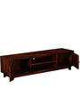 Connell Entertainment Unit in Honey Oak Finish by Woodsworth