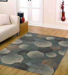 Get best deal for Ambadi Teal Blue & Geometric European Floor Rug AmbadiAmbadi at Compare Hatke