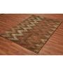 Ambadi Chocolate Polypropylene Carpet