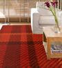 Ambadi Claret Polypropylene Carpet