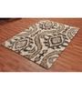 Ambadi Cream Polypropylene Carpet