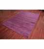 Ambadi Plum Polypropylene Carpet