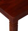 Tremlett Six Seater Dining Set in Honey Oak Finish by Amberville