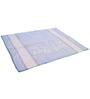 Amber Lara Blue Cotton Bath Towel