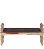 Sveyn Bench in Natural Finish by Amberville
