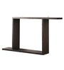 Amey Wenge Pine Wood Lifestyle Cizeta Wall Shelf