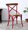 Amiata Metal Chair by Bohemiana