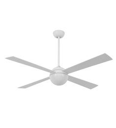 Anemos Ball GW 1300 MM Gloss White Ceiling Fan
