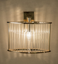Anemos Downward Transparent Wall Light