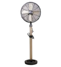 Anemos Lewis Designer 18 x 56 Inch Pedestal Fan 450mm