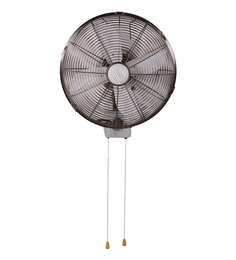 Anemos Viola Classic White Wooden 1300 MM Designer Wall Mounted Fan