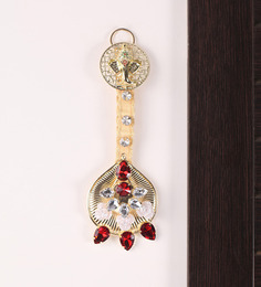 Anisha Creatives Multicolor Metal Door Hanging