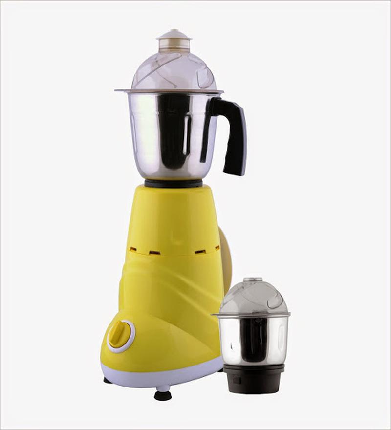AnjaliMix Zobo Duo Yellow Mixer Grinder - 600 W by AnjaliMix ...