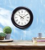 Anantaran Handicraft Wooden Wall Clock Imperial