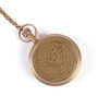 Anantaran Brown Brass Marco Polo Splendid Pocket Watch Chain