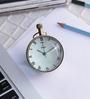 Anantaran Golden Brass Paper Weight Table Clock