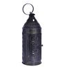 Anasa Black Metal Lantern