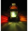 Anasa Multicolour Metal Lantern Set of 2