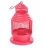 Anasa Pink Metal Lantern