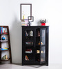 Norfolk Book Case in Espresso Walnut Finish by Woodsworth