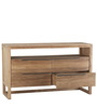 Andrew Four Drawers Chest by Asian Arts