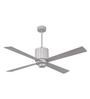 Anemos 1300 MM Textured Nickel Ceiling Fan