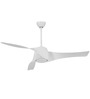 Anemos Artemis High Gloss White Contemporary Designer Fan