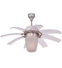 Anemos Diamante Brushed Nickel Contemporary Designer Fan