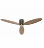 Anemos Jive Hugger Designer 1300 mm Walnut Ceiling Fan