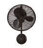 Anemos Melody TB Designer 13 x 20 Inch Wall Mounted Fan