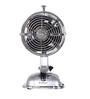 Anemos Mini Jet Milky Designer 177 mm Sonic Silver Table Fan