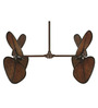 Anemos Palisade RS 1320 mm Rust Ceiling Fan