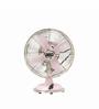 Anemos Retro Designer 230 mm Pink Table Fan