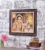 Angel Decor Canvas & MDF 16 x 1 x 20 Inch Barnum Framed Digital Art Print