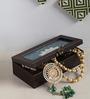 Anisha Creatives Brown Multiutility Box