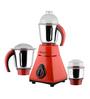 Anjalimix Amura 1000W Red Mixer Grinder With 3 Jars
