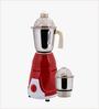 AnjaliMix Prime Duo Red Mixer Grinder - 600 W