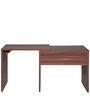 Anne Study Table in White & Maple Finish by Evok