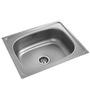 Apollo Stainless Steel Single Bowl Kitchen Sink - AS10