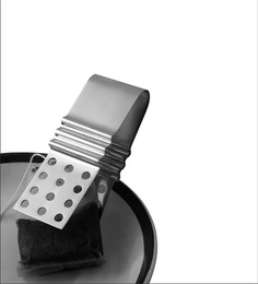 Arttdinox Ribbed Tea Bag Squeezer