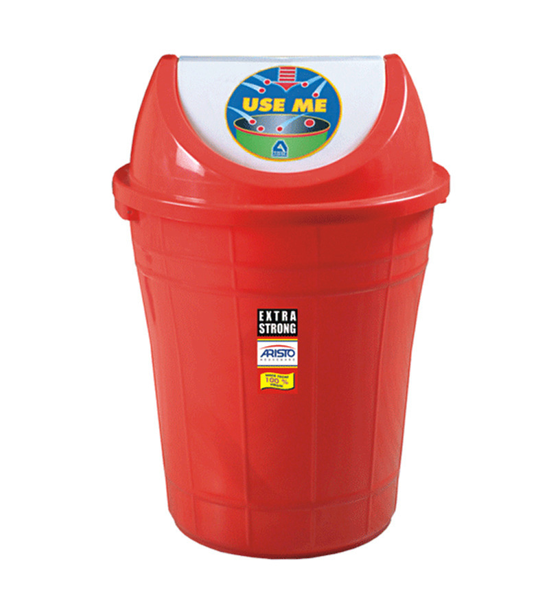 Buy Aristo Plastic 32 L Dustbin Online Dustbins  : aristo swing dust bin 32 litres aristo swing dust bin 32 litres cvza8l from www.pepperfry.com size 800 x 880 jpeg 111kB