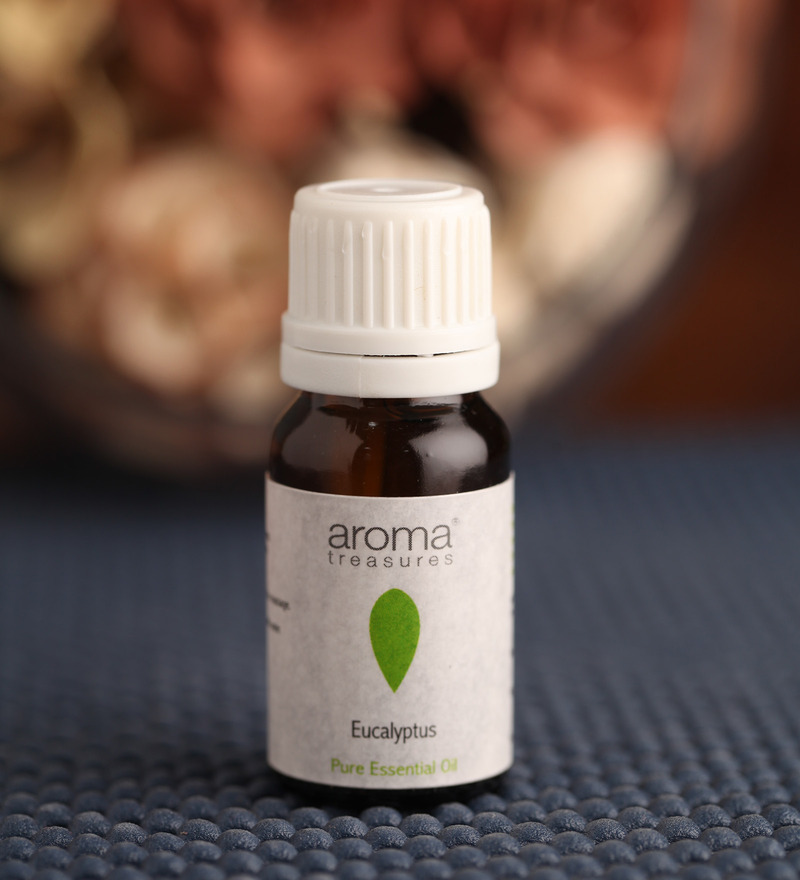 Aroma Treasures Eucalyptus Aroma Oil  available at Pepperfry for Rs.71