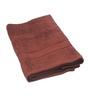 Aransa Brown Cotton Bath Towel