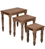 Arena Nest Tables Set of Three by @home